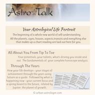 Astro Talk Report