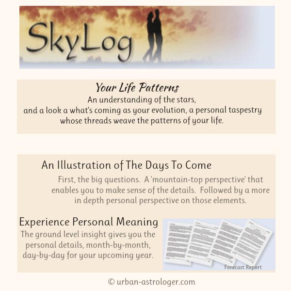 Sky Log