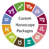 Custom Horoscope Pacakges