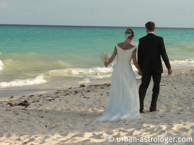 destination wedding astrology