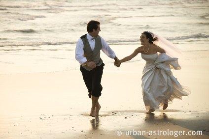 wedding astrology