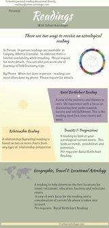 Astrology Readings