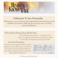 Heaven Knows What Natal Report