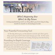 Time Line Forecast Report